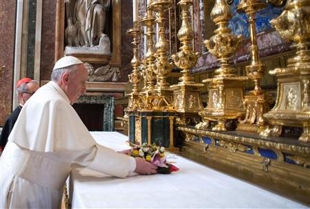 francesco-idolatria