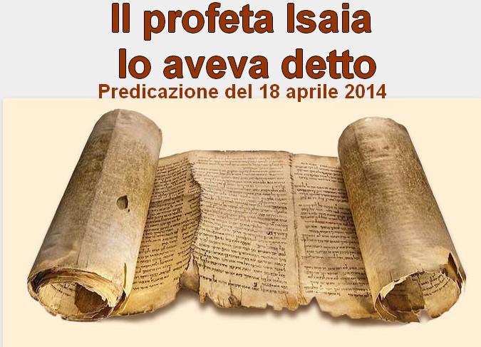 predicazione-isaia