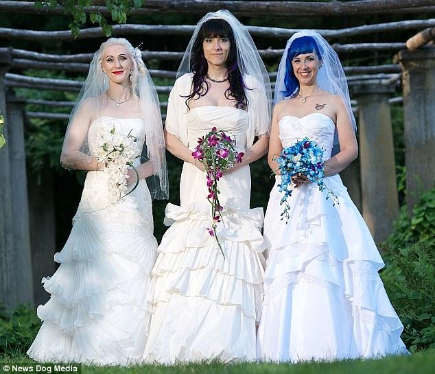 свадьба лизбиянок фото