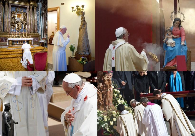 francesco-culto-a-maria