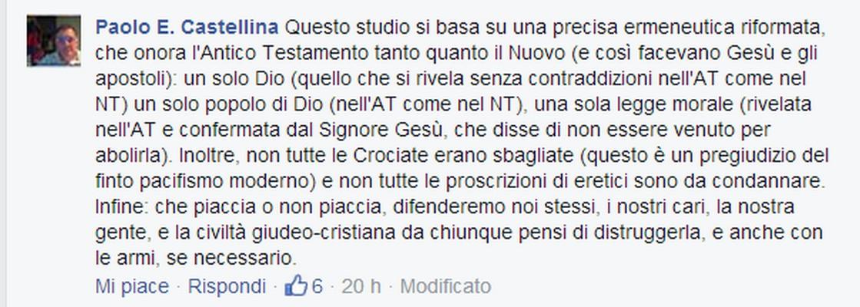 castellina-dottrina