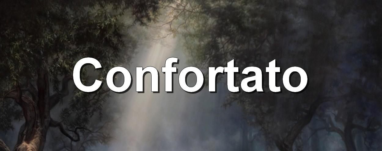 confortato