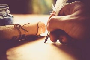 lettera-pergamena