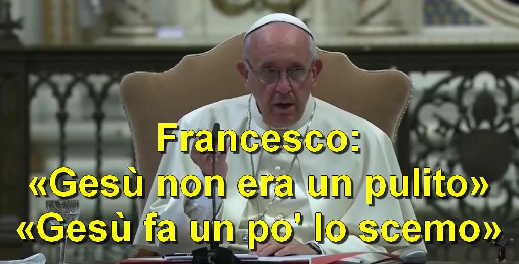 francesco-offende-gesu